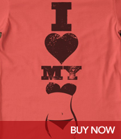 I Love My Body - Organic T-Shirt