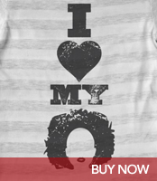 I Love My Hair - Organic T-Shirt
