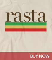 Organic Rasta T-Shirt